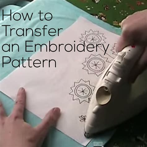 transfer pattern to fabric embroidery 22 excellent embroidery how to transfer design on fabric