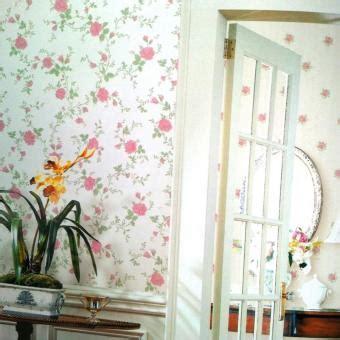 beli murah classic wallpaper dinding motif bunga flower