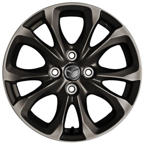 mazda 2 17 inch wheels mazda2 alloy wheel