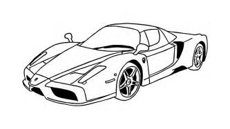 How To Draw A Enzo How To Draw A Enzo Car