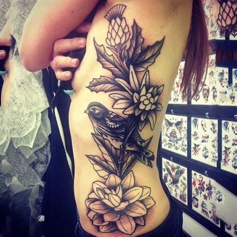 yellow rose tattoo utah 19 best images about thistle vine up side on