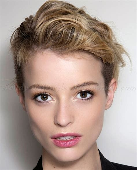 hair style female undercut hairstyles for women long on top undercut