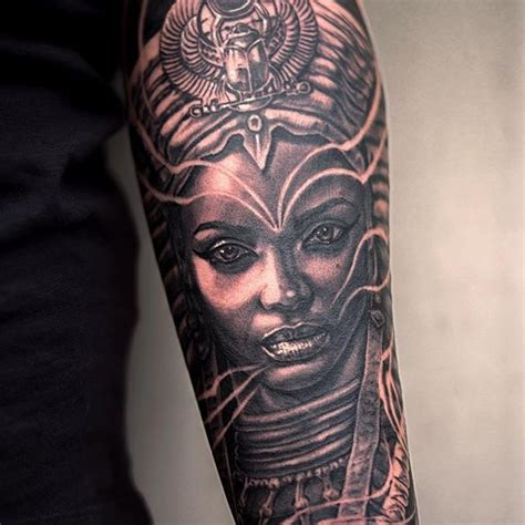 african goddess tattoo best 25 nefertiti ideas on