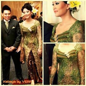 Blus Batik Aserehe 2 international kebaya batik modern kebaya modern by vera