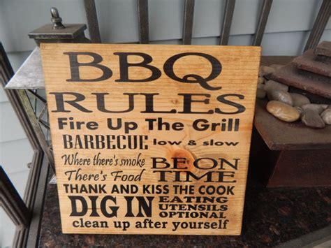 barbecue decor patio decor deck bbq decor wood bbq