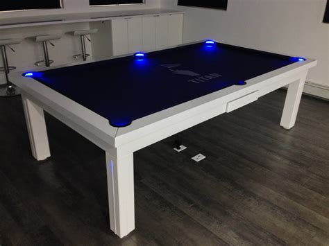 Dining Pool Table by Convertible Pool Tables Dining Room Pool Tables By