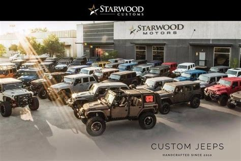 starwood motors bronco starwood motors ford bronco