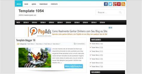 templates para blogger de noticias mais template template para blogger 2 coluna 1054