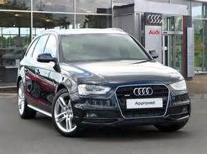 Audi A4 S Line 2012 For Sale Used Audi A4 S Line For Sale What Car Ref