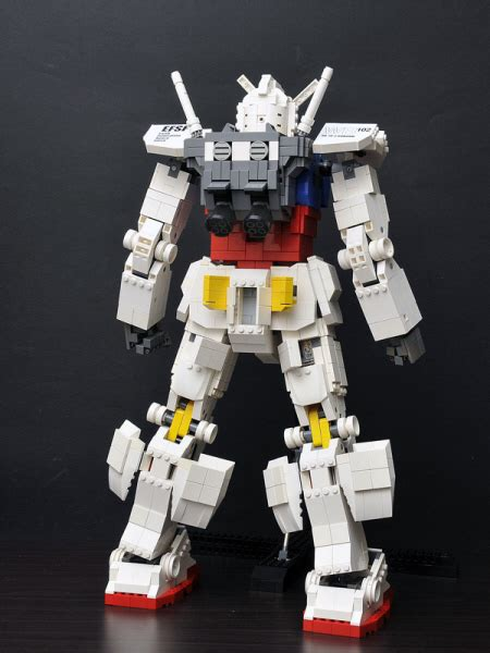 tutorial gundam lego gundam lego grade created by gyuta gundam kits