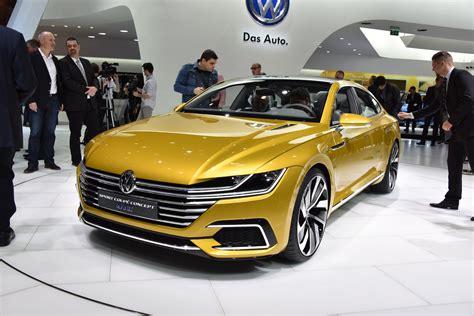 Volkswagen Coupe by Volkswagen Sport Coupe Concept Gte Look Motor Trend