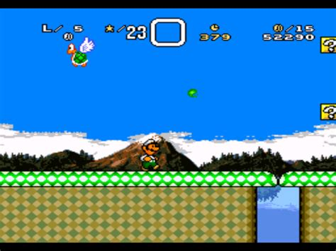 emuparadise missing roms super mario world usa hack by b b link v1 3 mario is