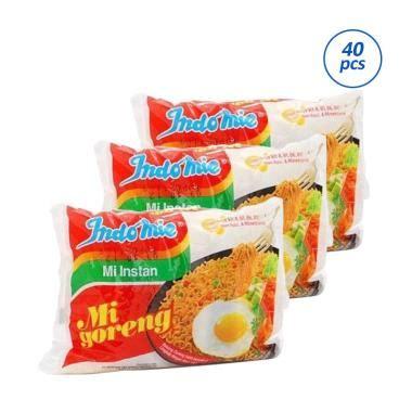 Mie Daan Sekarton Isi 40 Pcs jual indomie mie goreng special mie instant 85 g 40 pcs harga kualitas terjamin