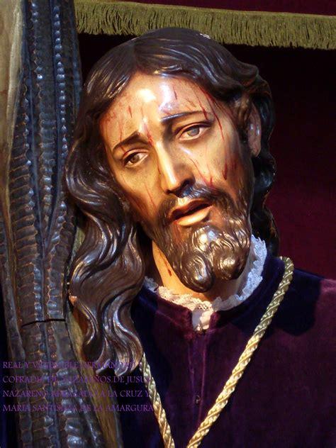 imagenes de jesus nazareno imagen de jesus nazareno ssantabenavente sagrada imagen de