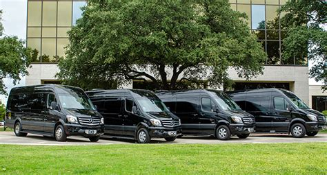 mercedes sprinter rentals sprinter rental corporate transportation