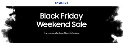 samsung australia black friday deals include bonuses and discounts ausdroid