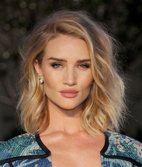 Rosie A New by Rosie Huntington Whiteley Looks Stunning In Revealing