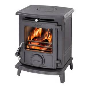 Gas Wood Burning Stove Aga Wenlock Classic Multi Fuel Solid Fuel Wood