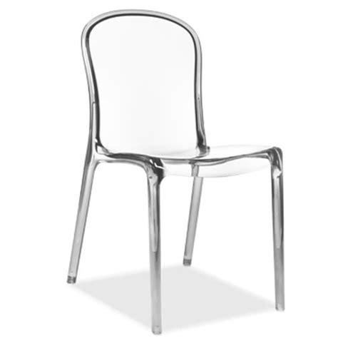 chaise polycarbonate transparente chaise fara polycarbonate transparent achat vente