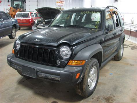 2007 Jeep Liberty Parts Nordstrom S Automotive