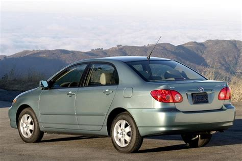 What Is A 2005 Toyota Corolla Worth 2005 Toyota Corolla Specs Pictures Trims Colors Cars