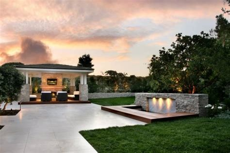 Contemporary Backyard Landscaping Ideas Modern Landscaping Newport Ca Photo Gallery Landscaping Network
