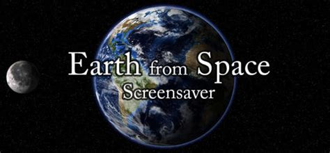 rotating earth wallpaper windows 7 earth from space screensaver free download and software