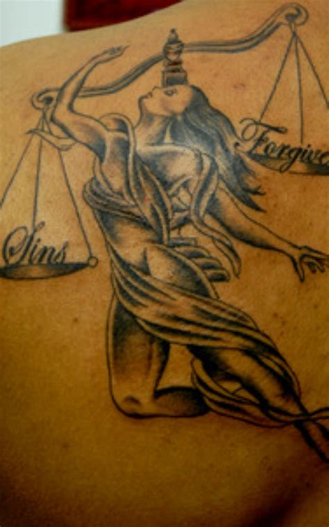 Zodiac Tattoos Inkdoneright Com Libra Zodiac Tattoos Designs