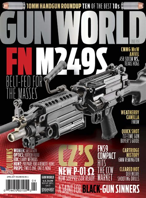 Garden And Gun April 2017 Gun World April 2017 187 Digital Magazines Digital Pdf