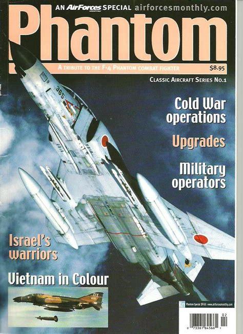 the who flew the f 4 phantom books phantom books