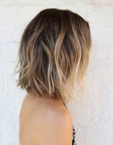 medium length hair with ombre highlights 24 ombre bob hairstyles bob hairstyles 2017 short