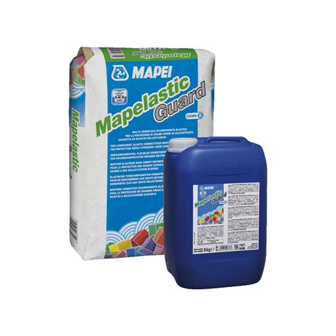 Waterproofing Mapelastic by Mapelastic Guard Technical Sheet Mapei Quot