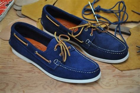 boat shoes indonesia sperry top sider boat shoes the quot made in maine