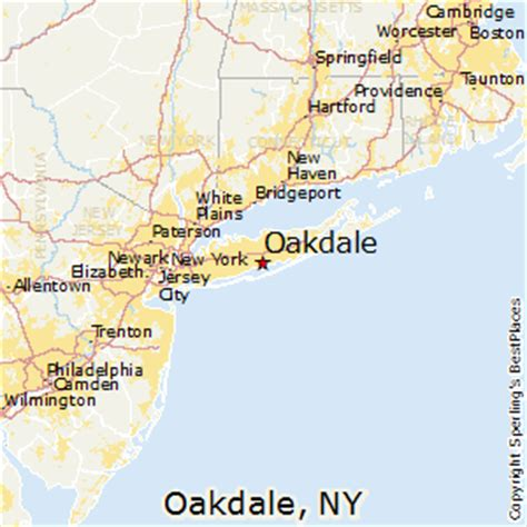 best places to live in oakdale new york