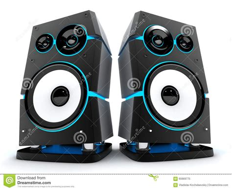 modern speakers stabygutt