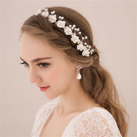Tas Cantik Pearl Plat Floral wedding dresses 2017 trends and tendencies dress