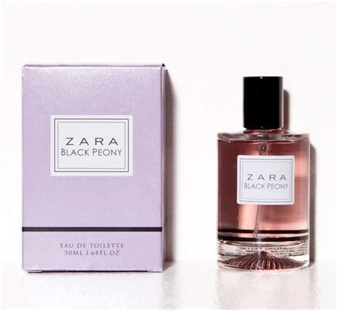 Parfum Zara black peony zara perfume a fragrance for 2011