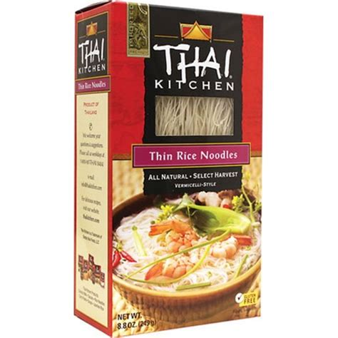 buy thai kitchen thin rice noodles from canada at well ca