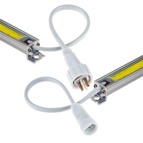 cob led light bar cob led linear light bar fixture 1 100 lumens