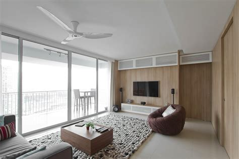 singapore apartments architect s home in singapore natura loft apartment by ao