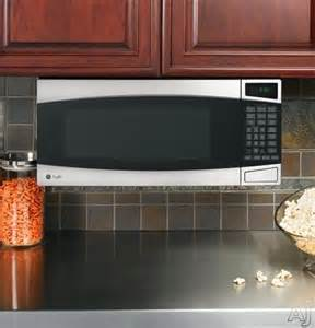 Mounting A Microwave Under A Cabinet Ge Pem31smss 1 0 Cu Ft Countertop Microwave Oven With