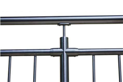 treppengeländer wandmontage handl 228 ufe gel 228 nder aus edelstahl made in
