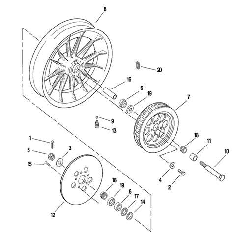 front wheel diagram harley front wheel embly diagram catalog auto parts