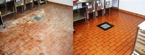 restaurant kitchen flooring studio design gallery