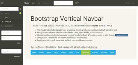 bootstrap layout vertical jquery bootstrap plugins you should download 51 exles