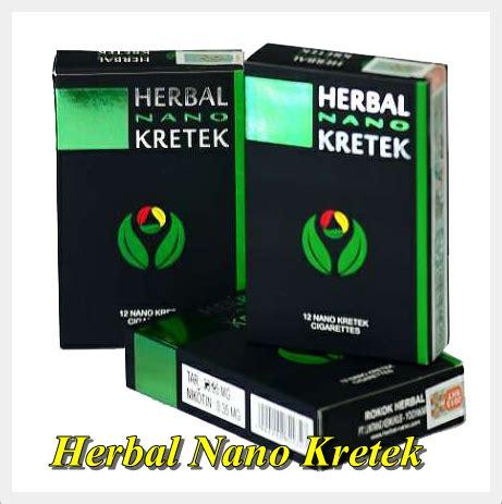 rokok herbal bekasi nano herbal