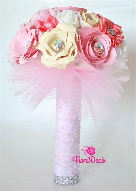 bouquet di fiori di carta oltre 25 fantastiche idee su bouquet di fiori di carta su