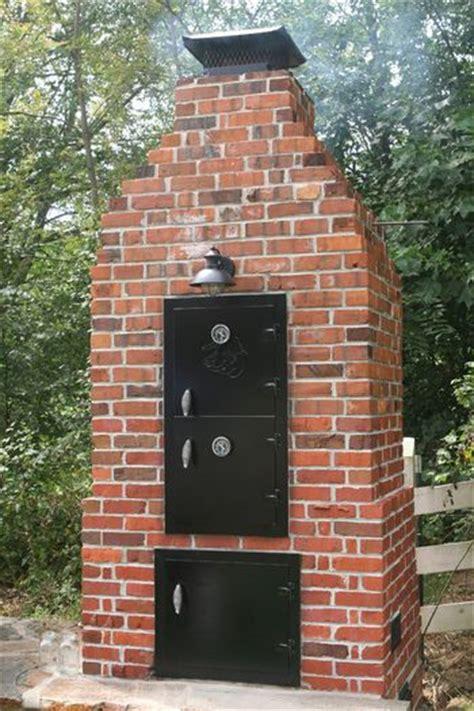 backyard brick smoker 10 best gear smokers masonry images on pinterest