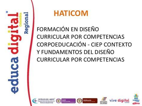 Diseño Curricular Por Competencias Diaz Barriga Haticom Educa Digital Cristina Londo 241 O