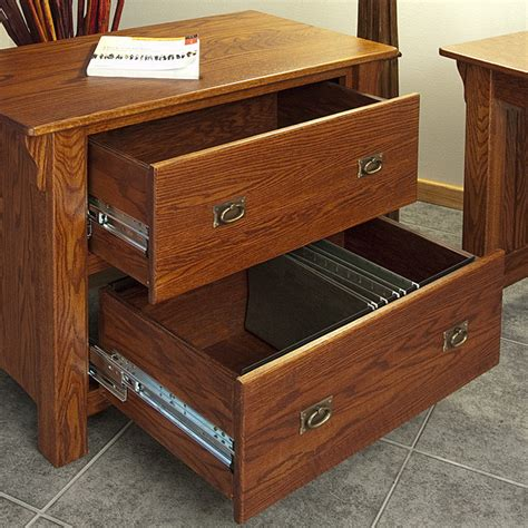 office lateral filing cabinets mission style solid oak office lateral filing cabinet 36